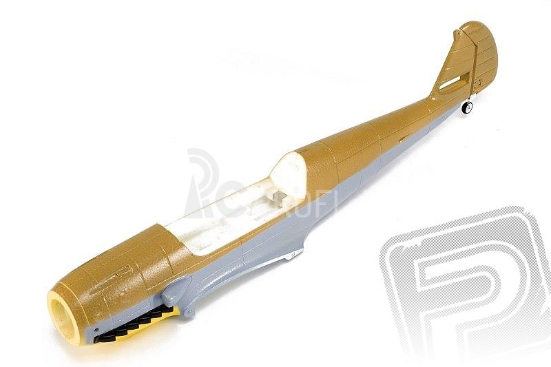 Messerschmitt BF-109 (baby WB) - trup 690 mm