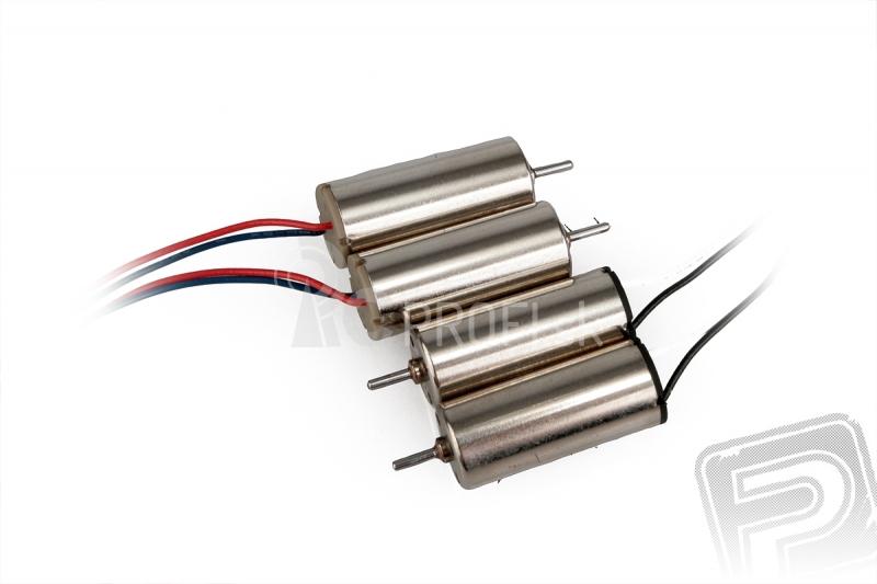 Mini Q4 - elektromotory, 4 ks.