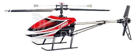 RC vrtuľník MJX F-49, červená