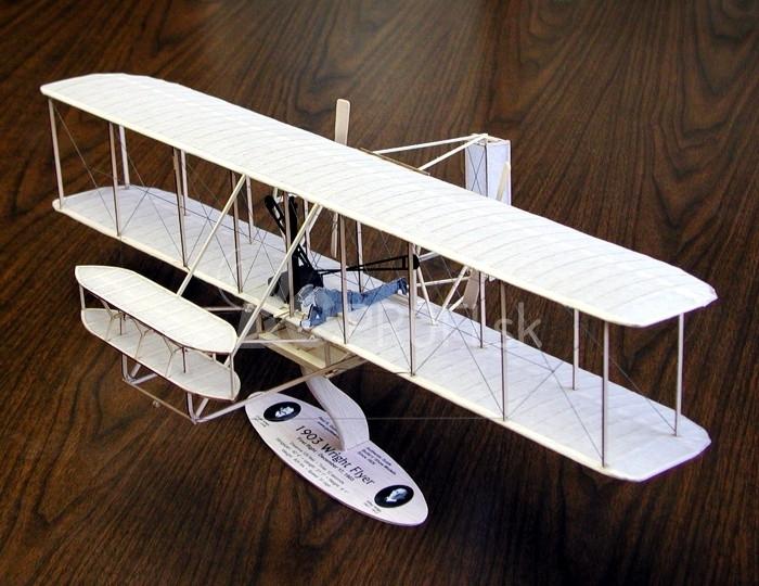 Maketa Wright Flyer