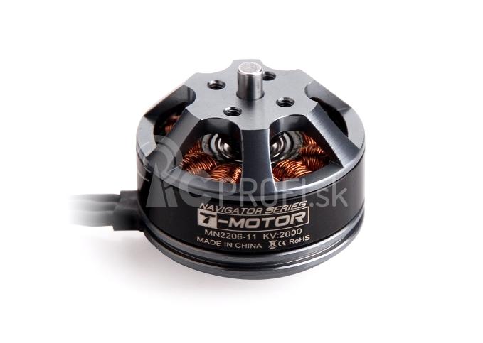 Motor MN2206/2000KV (1 ks)