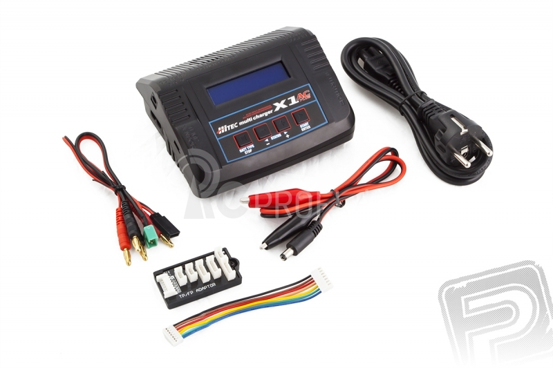 Nabíjač MultiCharger X1 AC Plus