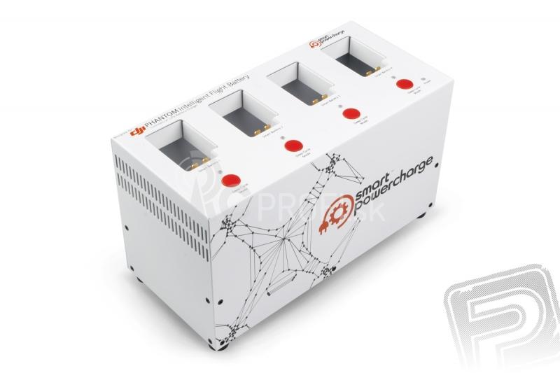 Nabíjecí stanice pro akumulátory Phantom 2