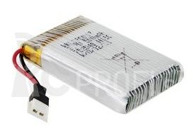 Náhradný akumulátor Li-Pol 3.7 V/700 mAh