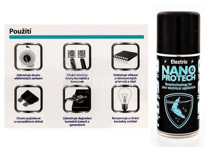 NANOPROTECH Electric - pre RC modely