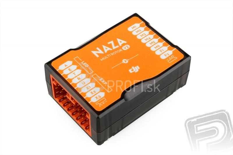Naza M V2 GPS Combo riadiacej jednotky pre multikoptéry