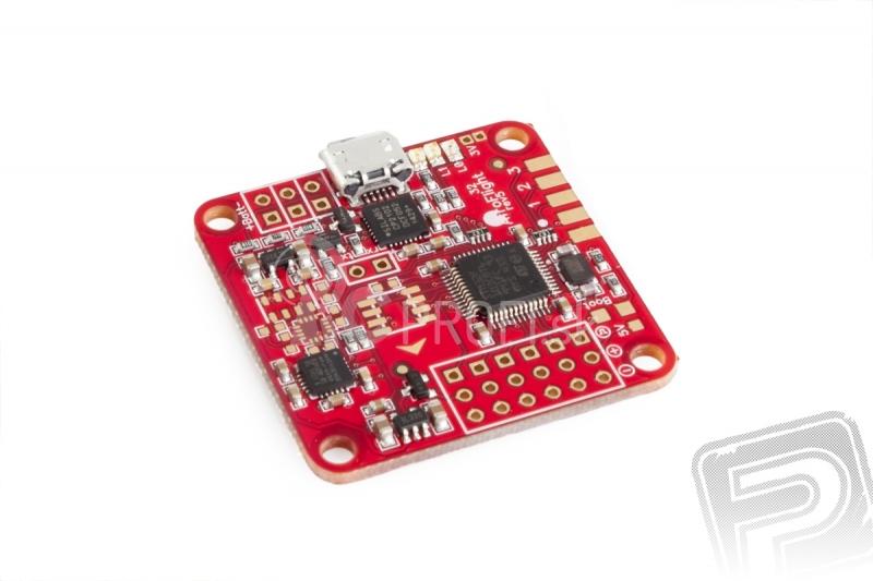 Naze32 riadiaca jednotka vrátane káblu a pinov