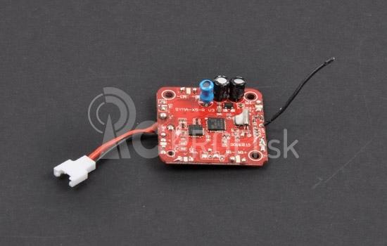 ND Spyrit - elektronická riadiaca jednotka PCB