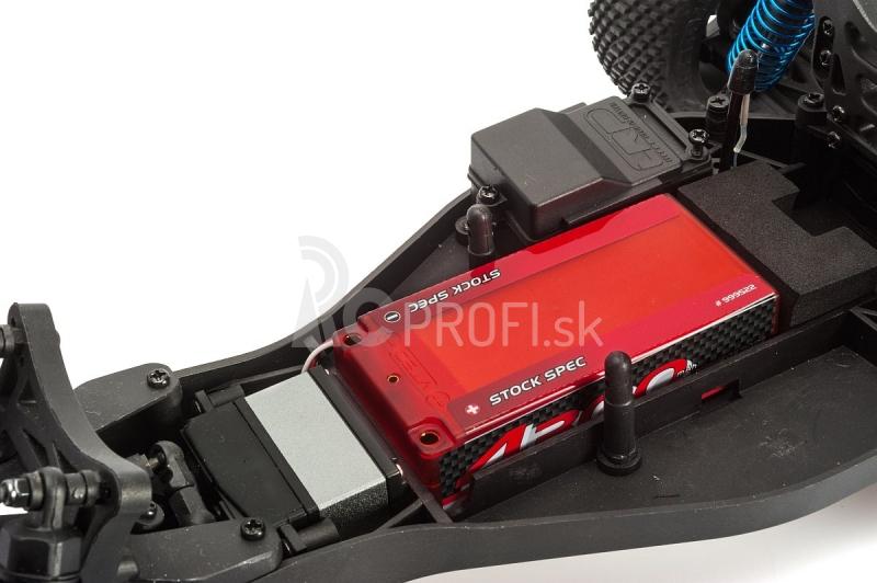 NOSRAM 4300 - Shorty Stock Spec - 110C/55C - 7.4V LiPo - 1/10 Competition Car Line Hardcas