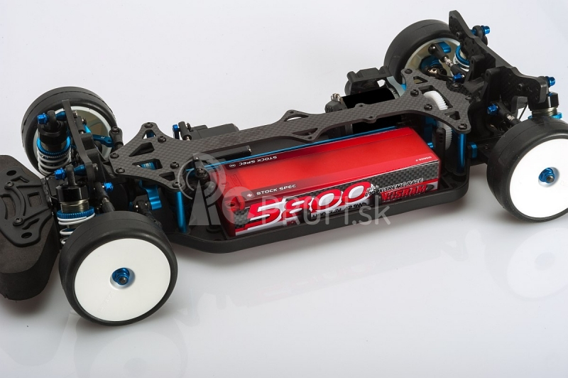 NOSRAM 5800 - TC Stock Spec - 110C/55C - 7.4V LiPo - 1/10 Competition Car Line Hardcase
