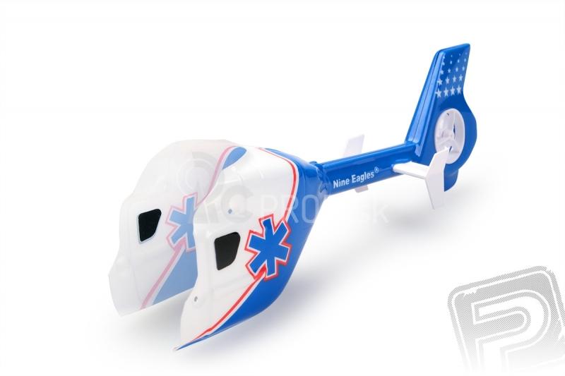 Chvostová súprava - modrá (EC135)