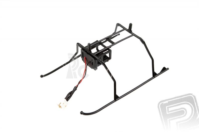 Podvozok (čierny) Colibri V4, Draco