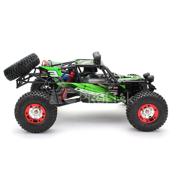 RC auto buggy Eagle 3 RTR 4WD 1:12, zelená
