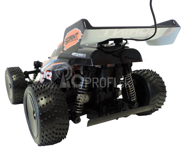 RC buggy Racing FC 081, modrá