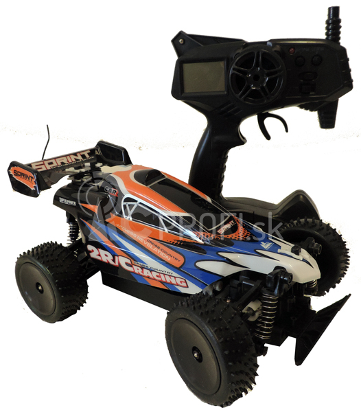 RC buggy Racing FC 081, modrá