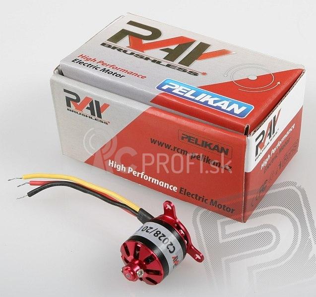 RAY C2028/20 outrunner brushless motor