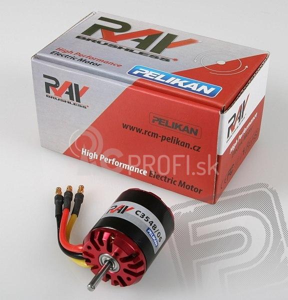 RAY C3548/06 outrunner brushless motor (5mm hřídel)