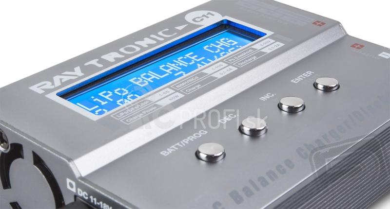 Raytronic C11 nabíječ s balancerem 60W