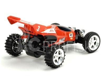 Mini Buggy Kart, červená