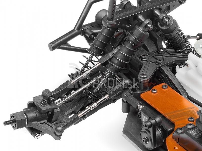 RC auto BULLET ST 3.0 RTR s 2,4 GHz RC súpravou