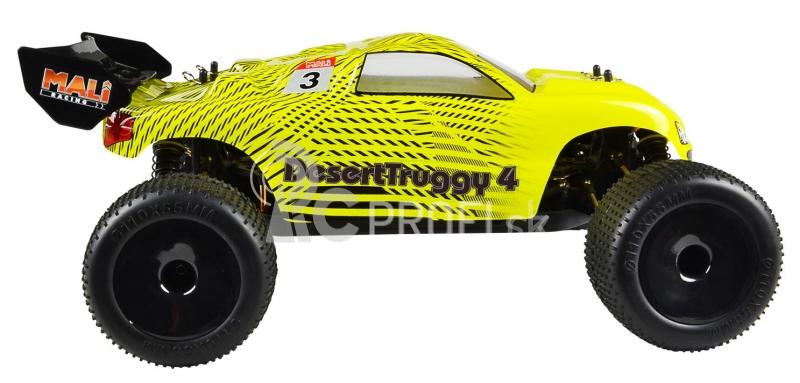 RC auto Desert Truggy 4