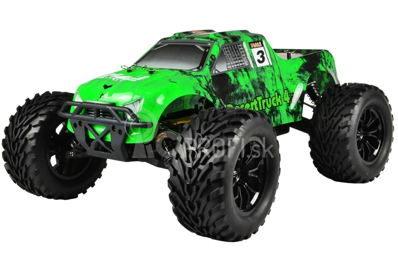 RC auto DesertTruck 4 RTR, brushed