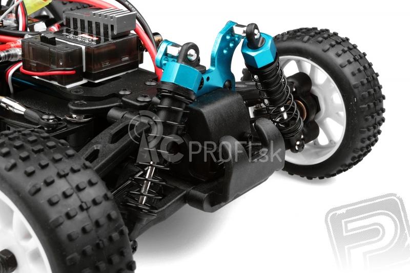 RC auto Himoto Buggy 1:16, modrá