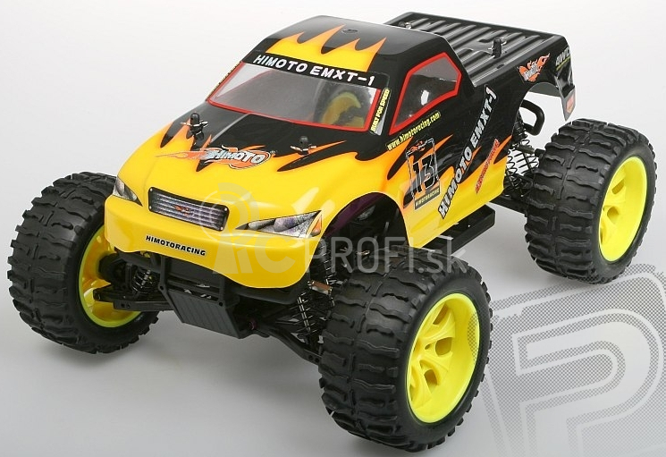 RC auto Monster Truck EMXT-1