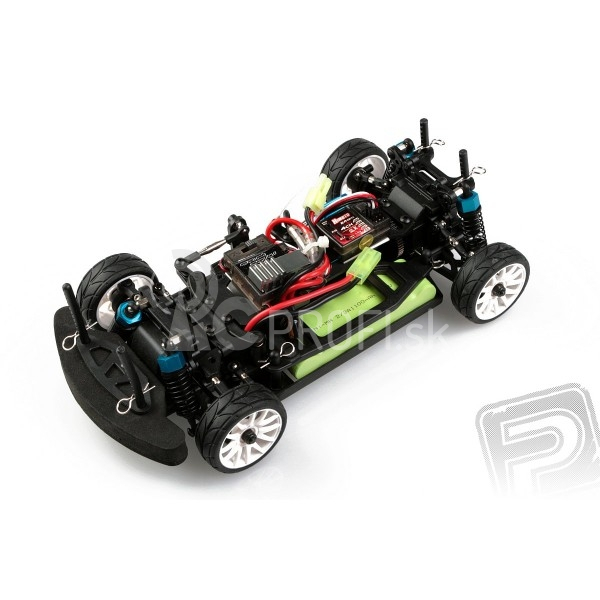 RC auto Himoto ON-ROAD 1:16, modrá