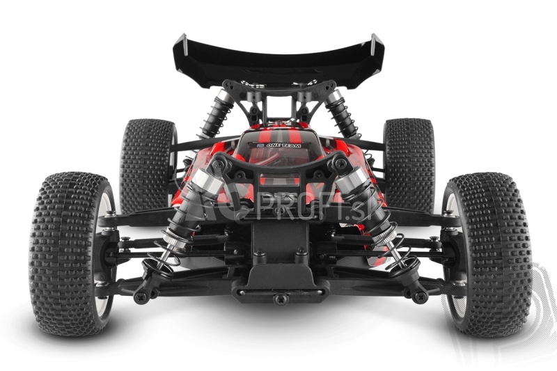 RC auto HiMoto ZENIT XB, červená