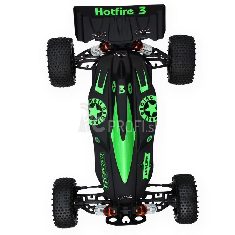 RC auto HotFire Buggy 3