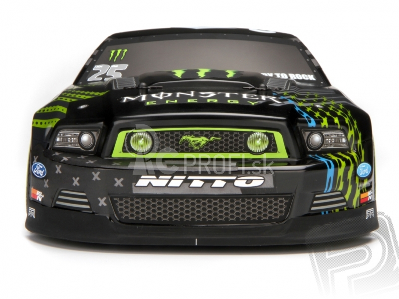 RC auto HPI E10 Drift RTR Ford Mustang