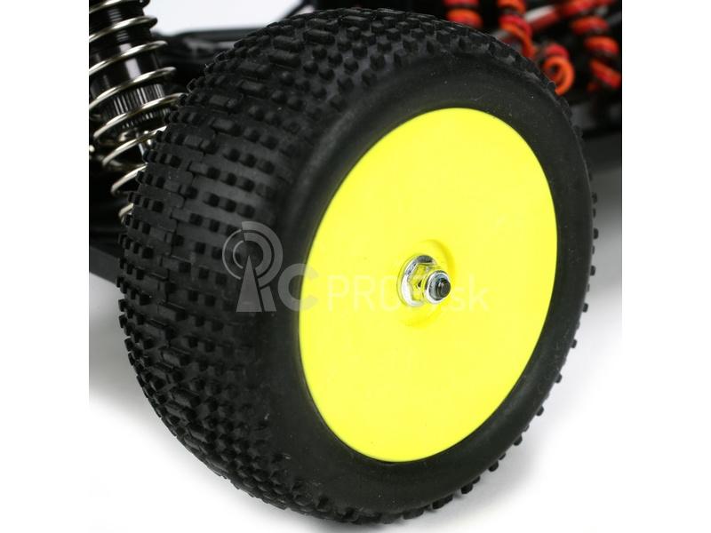 RC auto Losi Mini 8IGHT 1:14, čierna