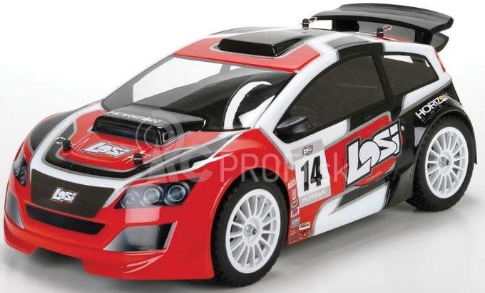 RC auto Losi Mini Rally 1:14