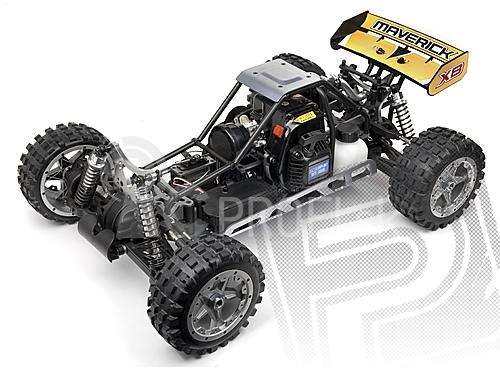 RC auto Maverick blackout XB, petrol
