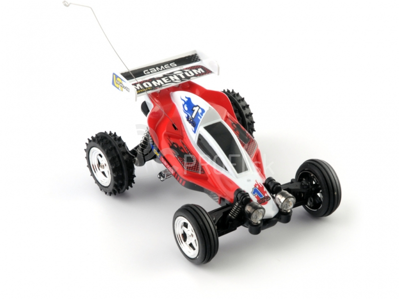 Mini Buggy, červená