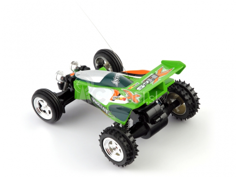 Mini Buggy, zelená