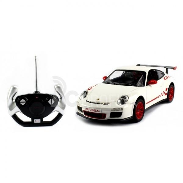 RC auto Porsche 911 GT3 RS, biela