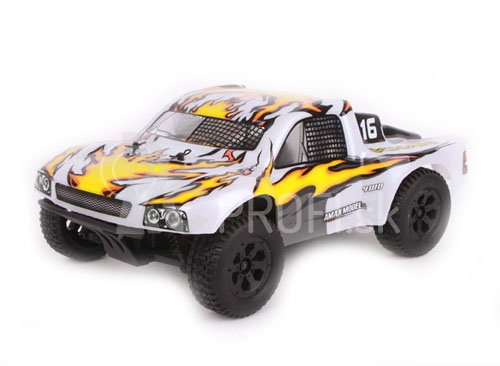 RC auto Rally Short truck, 1/18, 2,4Ghz RTR