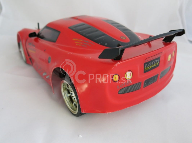 RC auto Speed Car 838, červené