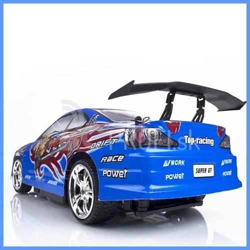 Speed IIIA - Drift