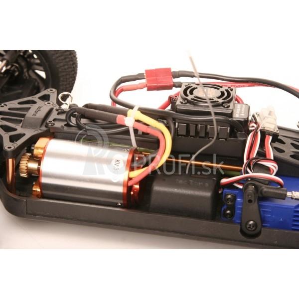 RC auto Speedracer 2