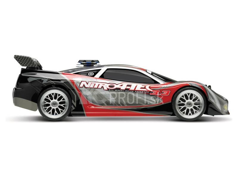 RC auto Traxxas Nitro 4-Tec