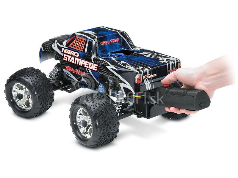RC auto Traxxas Nitro Stampede 1:10