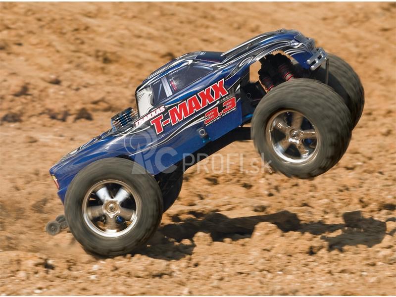 RC auto Traxxas Nitro T-Maxx