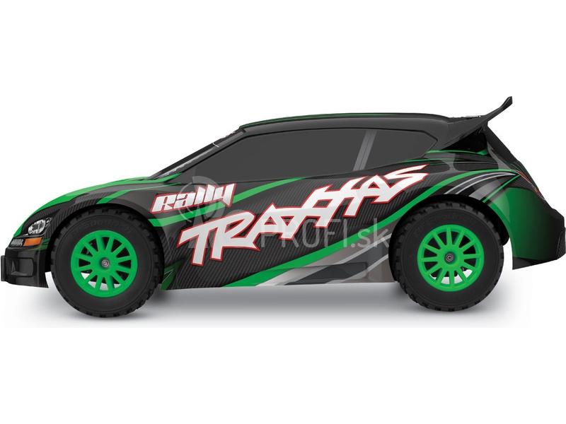 RC auto Traxxas Rally 1:10