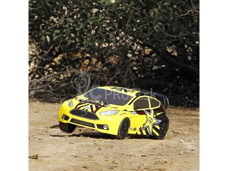 RC auto Vaterra Ford Fiesta RallyCross 1:10