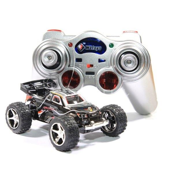 RC auto WL Toys 2019, čierna
