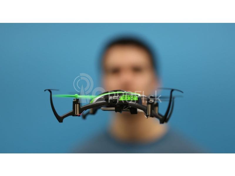 RC dron Blade Nano QX, mód 2