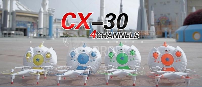 RC kvadrokoptéra Cheerson CX-30